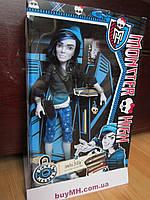 Кукла Monster High New Scaremester Invisi Billy Doll Инвизи Билли Новый скарместр