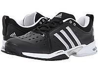 Кроссовки/Кеды (Оригинал) adidas Barricade Classic Black/Metallic Silver/White