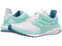 Кроссовки/Кеды (Оригинал) adidas Running Energy Boost Footwear White/Energy Aqua/Mystery Petrol