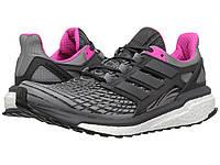 Кроссовки/Кеды (Оригинал) adidas Running Energy Boost Grey/Black/Grey