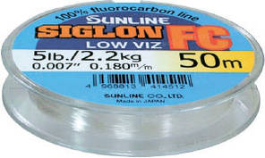 Флюорокарбон Sunline SIG-FC 50м 0.380мм 9.1кг