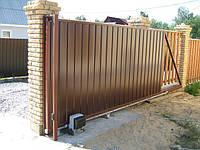 Автоматика (приводы) для откатных ворот
