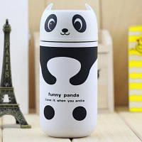 Форма панды вакуумный кубок форма панды