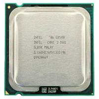 Intel Core 2 Duo E8500 процессор Серебристый
