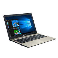 "Ноутбук Asus X541NA (X541NA-GO008); 15.6"" (1366x768) TN глянцевый / Intel Celeron N3350 (1.1 - 2.4 ГГц) / RAM 4 ГБ"
