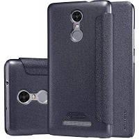 NILLKIN чехол-книжка для XIAOMI Redmi Note 3 Чёрный