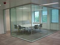 Офисные перегородки (стекло, ПВХ, алюминий)