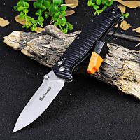 Ganzo G7412P-OR-WS карманный складной нож с осевой блокировкой лезвия Чёрный