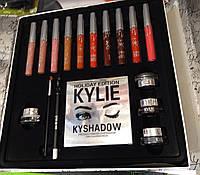 Набор декоративной косметики Kylie Holiday Edition Set,отличный подарок,купить набор косметики недорого