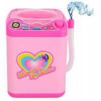 JINHUAFENG No. 3521-7 Игрушка Стиральная машина Развивающая игрушка для малыша Розовый