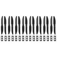 5030 СW 8шт+8шт КНО пропеллер набор qav250 горючего аксессуар Чёрный