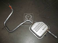 Глушитель задний FORD MONDEO (производство Polmostrow) (арт. 16650), AEHZX