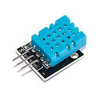 Цифровой датчик температуры и влажности. Модуль для Arduino на DHT11 (KY-015)