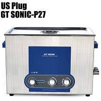 GT SONIC-P27 ультразвуковой очиститель Американская вилка