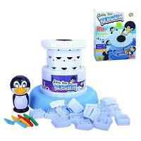 Настольная игра игры спасать пингвина Цветной