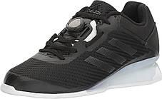 Кроссовки/Кеды (Оригинал) adidas Leistung 16 II Core Black/Footwear White, фото 2