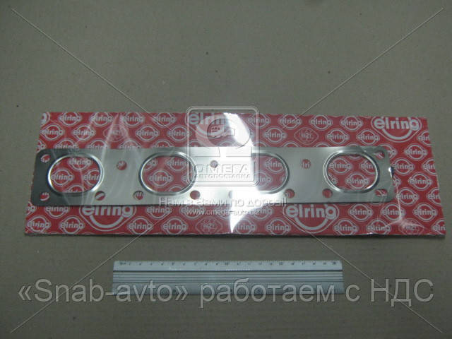 Прокладка коллектора EX BMW N42/N46 (производство Elring) (арт. 438.710), AAHZX