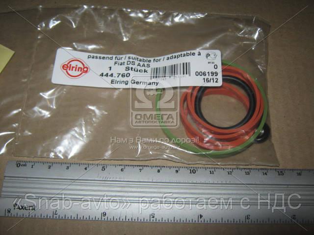 Прокладка коллектора IN FIAT (SET) 169A4/199A4/350A1 (производство Elring) (арт. 444.760), ACHZX