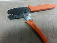Клещи Обжимные для втулочнх наконечников нs06wf Оранжевые Ручки   0,25- 6 сечение