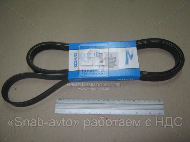 Ремень поликлиновый DAEWOO Musso (FJ) 3.2 (производство DAYCO) (арт. 6PK2245), ACHZX