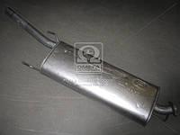 Глушитель центральный TOYOTA RAV (производство Polmostrow) (арт. 26.325), AFHZX