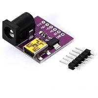 5В мини USB плата с модулем питания Цветной