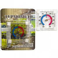 Термометр оконный «Квадрат» , 7,5×7,5 см (арт.ТББ)