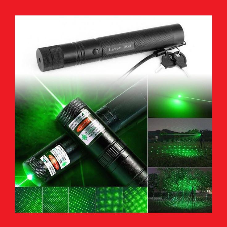 Лазерна указка Green Laser 303