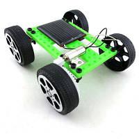Мини-Номер 2 DIY солнечных батареях автомобиля простая модель Наука игрушки детей образовательных гаджет хобби робот весело Цветной