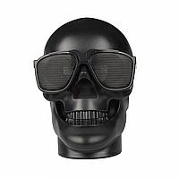 Портативная колонка Skull CH-M29 Black череп