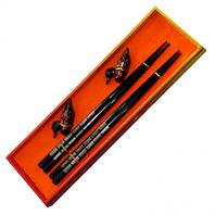Палички для суші з підставками в подарунковій коробці №3