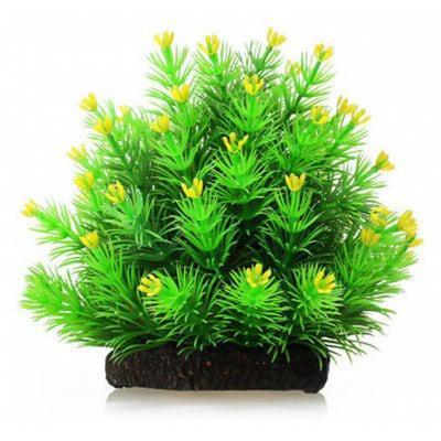 Искуственное растение цветы декор для аквариума Зелёный - ➊ТопШоп ➠ Товары из Китая с бесплатной доставкой в Украину! в Киеве