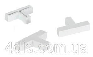 Хрестики для клінкерної плитки, Т-образні, 10мм (100шт.)