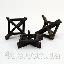 Хрестики з упором універсальні 4 мм (100шт.)
