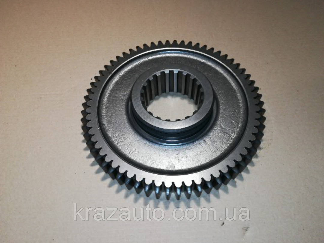 Шестерня 1-й передачи КПП ЯМЗ 62 зуб. 236-1701112