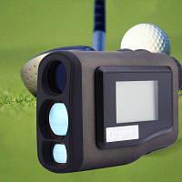 Kinglux лазерный дальномер мини телескоп для гольфа с LCD экраном Серый