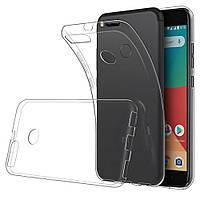 Чехол силиконовый Ультратонкий Epik для Xiaomi Mi A1 / 5x