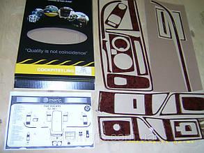 Накладки на панель Citroen Jumper (2007+)