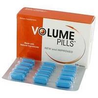 Volume Pills - потенция+увеличение члена+увеличение кол-ва спермы.60табл.