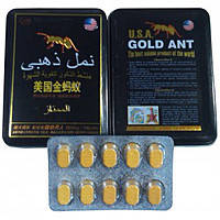 Gold ANT (Золотой муравей) препарат для потенции 12679