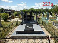 Памятник с крестами