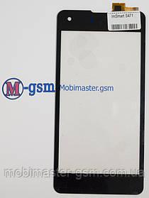 Сенсор (тачскрин) для Impression ImSmart S471 черный