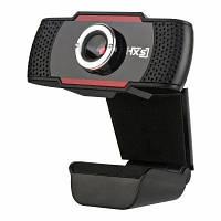 HXSJ С20 0.3-мегапиксельная HD-камера веб-камера с микрофоном Чёрный