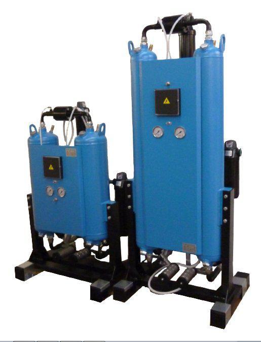 Адсорбционный осушитель Drytec DDD-2000 (1970 м3/ч)