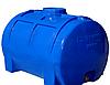 Емкость горизонтальная 100 литров (70х45х45) 1-слойная