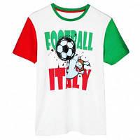 Xiaomi Модная футболка с короткими рукавами и узором футбола и кролика XL