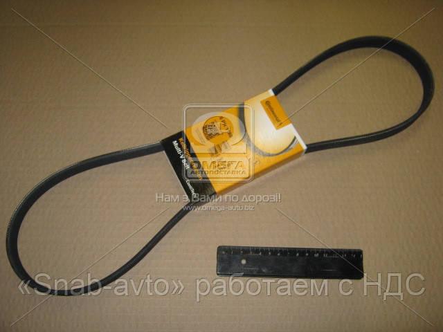 Ремень поликлиновой (производство ContiTech) (арт. 6PK1180), ABHZX