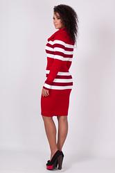 Вязаное платье - Лариса
