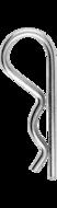Шплинт игольчатый 2 мм
