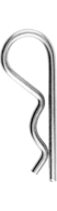 Шплинт игольчатый 4 мм